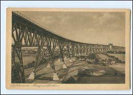 XX009902-2224/ Burg In Dithm. Eisenbahn-Hochbrücke Ak Ca.1925 - Zonder Classificatie