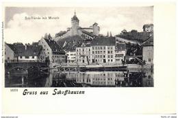 SUISSE GRUSS AUS SCHAFFHAUSEN [N°CR18835] - Suisse