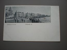 OSTENDE - KURSAAL ET PLAGE (4) - Oostende