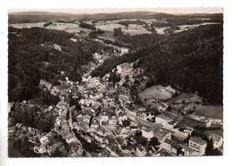 88 - PLOMBIÈRES-LES-BAINS . VUE PANORAMIQUE AÉRIENNE - Ref. N°10384 - - Plombieres Les Bains