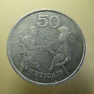 Moçambique 50 Meticais 1986 - Mosambik