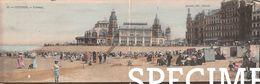 33 Kursaal - Ostende - Oostende - Dubbele Postkaart - Oostende