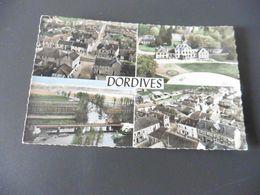 CARTE  POSTALE DENTELEE  9X14  DE DORDIVES   ( LOIRET ) - 5 - 99 Cartes