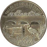 2020 MDP208 - MONTLUCON - Vallée Du Coeur De France 3 (Destination Val De Cher ) / MONNAIE DE PARIS - Monnaie De Paris