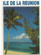 CPM, île De La Réunion , N°1076, Océan Indien ,Plage De Boucan Canot , Ed. Beauget 1991 - Reunion