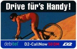 GERMANY Prepaid C-178 - D2 - Leisure, Mountainbiking - Used - Deutschland