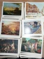 Lot De + 220 Cartes Postales Sur œuvres Peintures Peintres Collection Loterie Nationale à Trier - 100 - 499 Cartes
