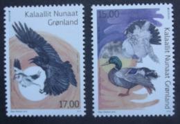 Grönland    Europa  Cept   Nationale Vögel   2019    ** - 2019