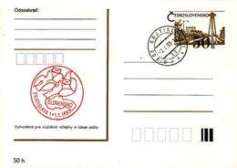 Slovakia 1. 1. 1993, Pečiatka Vzniku Slovenskej Republiky, Unused - Cartas