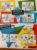 2 BUVARDS INTEXA - Textilos & Vestidos