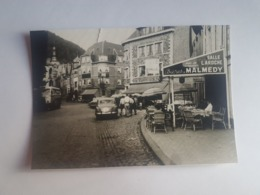 43800 -  Malmédy   1955 - Photo  13,5  X 9  -  Autobus - Malmedy