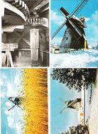 Deutschland - 4 AK - Insel Amrum - Mühle - Windmühle - Wind Mill - Old Windmill - Unclassified