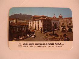 Insurance Assurances Seguros Grupo Segurador MSA Viana Do Castelo Portugal Portuguese Pocket Calendar 1979 - Calendriers