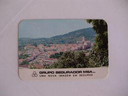 Insurance Assurances Seguros Grupo Segurador MSA Portalegre Portugal Portuguese Pocket Calendar 1979 - Calendriers