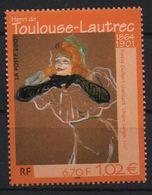Timbre Neuf De 2001 N° 3421 Toulouse Lautrec - France