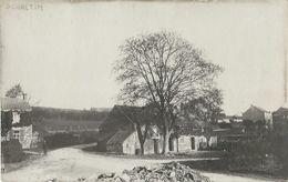 Schaltin  Ancienne Maison Du Garde-champêtre  CARTE-PHOTO - Hamois