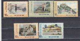 Korea North 1968 - Kim Il Sung's 56th Birthday: Childhood, Mi-Nr. 852/B854, Used - Korea, North