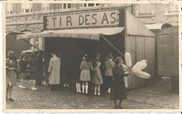 Spa  Kermesse  Tir Des As CARTE-PHOTO - Spa
