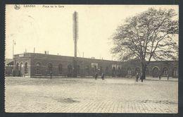 +++ CPA - LANDEN - Place De La Gare - Nels   // - Landen