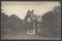 """+++ CPA - GROENENDAEL -""""  Les Glycines """"- Chaussée De La Hulpe - Hoeilaart   // - Hoeilaart"""
