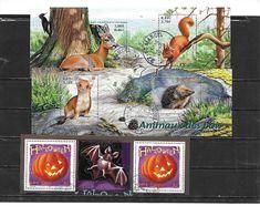 FRANCE 3381à3384/3428 Oblitérés Rond - Used Stamps