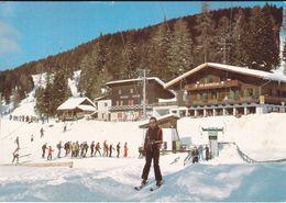 MAREBBE - BOLZANO - ALBERGO E RIFUGIO PASSO FURCIA - STAZIONE SKI LIFT - IMPIANTO DI RISALITA - SPORT INVERNALI - 1980 - Bolzano (Bozen)