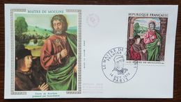 FDC 1972 - YT N°1732 - LE MAITRE DE MOULINS - PARIS - 1970-1979