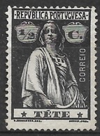 Tete – 1914 Ceres Type 1/2 Centavos - Tete
