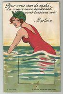 Morlaix   (56 - Morbihan) Carte à Système - Morlaix