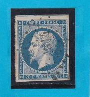 N° 14 A  - PC 1314  -  FORMERIE    ( 58 )  OISE    -  REF 123-413 - 1853-1860 Napoléon III