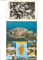 20- 14 Cpm De Corse: Lavandières, Calvi, Ajaccio, Bazvella, Bonifacio, ... - Non Classés