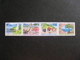 Wallis Et Futuna:  Bande N° 897/900,  Neuve XX . - Wallis Y Futuna