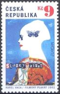 Mint Stamp   Europa CEPT 2003  From Czech Republic - Europa-CEPT