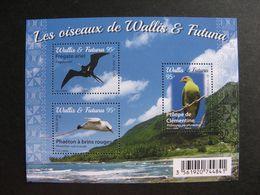 Wallis Et Futuna: TB Feuille N° F860,  Neuf XX . - Wallis Y Futuna