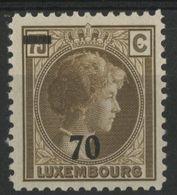 LUXEMBOURG N° 258 COTE 32,50 € NEUF ** MNH 1935 - Luxemburg