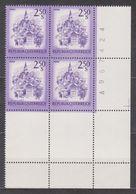 1974 , Mi 1441 ** (13) -  4er Block Postfrisch - Freimarke : Schönes Österreich , Murau , Steiermark - 1971-80 Unused Stamps