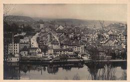 SCHAFFHAUSEN SWITZERLAND~PANORAMA~1923 PHOTO POSTCARD 46805 - SH Schaffhouse