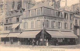75. PARIS XV - N°67526 - Ancienne Auberge De Rouliers ... - Au Coin Des Rues De Grenelle Et Fabert - Carte Peu Courante - Arrondissement: 15