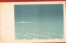 Illustrateur H.RIVIERE CASTELLAT- La Marche à L'Etoile - N° 1- La Ville -cpa Dnd- Scans Recto Verso - Ante 1900
