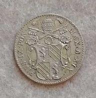 Stato Pontificio Pio IX 5 Baiocchi 1864 R Anno XIX - Vatican