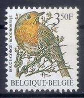 BELGIE * Buzin * Nr 2223 * Postfris Xx * HELDER WIT  PAPIER - 1985-.. Pájaros (Buzin)