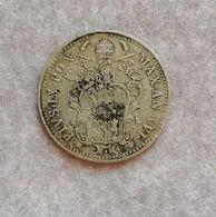 Stato Pontificio Pio IX 10 Baiocchi 1862 R Anno XVI - Vaticano