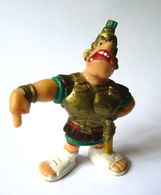 RARE FIGURINE ASTERIX - CENTURION ROMAIN BULLY 1974 (1) - Asterix & Obelix