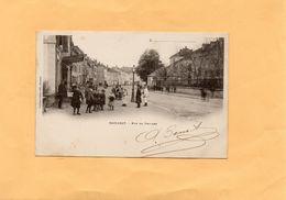G1006 - BACCARAT - D54 - Rue De Frouard - Baccarat