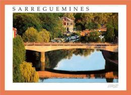 A229 / 015 57 SARREGUEMINES Casino Des Faienceries Et Pont Des Alliés - Unclassified