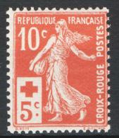 Francia 1914 Unif.147 **/MNH VF/F - Ungebraucht
