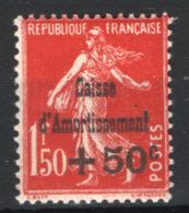 Francia 1931 Unif.277 **/MNH VF/F - Ungebraucht