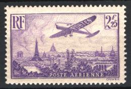Francia 1936 Unif.A10 **/MNH VF/F - 1927-1959 Mint/hinged