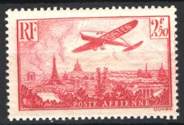 Francia 1936 Unif.A11 **/MNH VF/F - 1927-1959 Mint/hinged