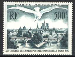Francia 1947 Posta Aerea Unif.A20 **/MNH VF - 1927-1959 Ungebraucht